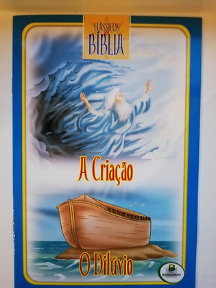 Clássicos da Bíblia - A criação - O dilúvio