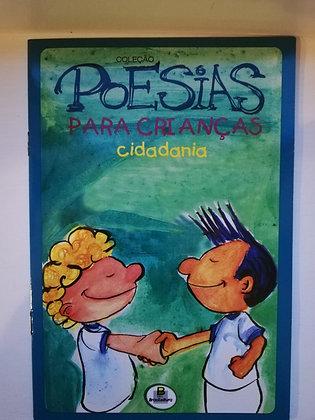 Poesias Para Crianças -Cidadania