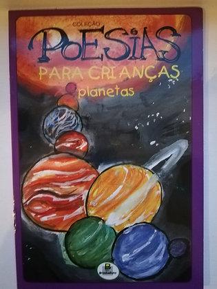 Poesias Para Crianças - Planetas