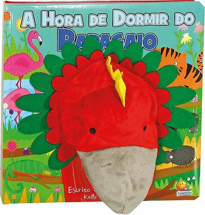 Fantoche Da Bicharada: A Hora De Dormir Do Papagaio.