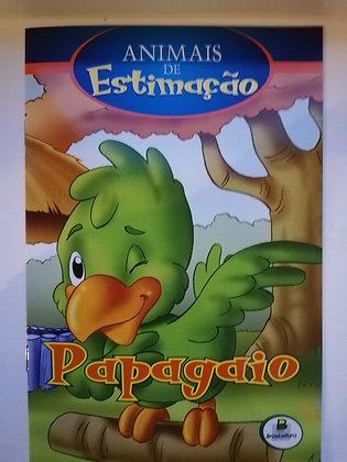 Animais de Estimação - Papagaio