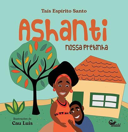 ASHANTI - NOSSA PRETINHA
