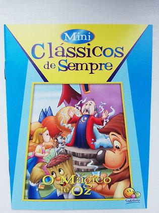MINI CLÁSSICOS DE SEMPRE -O MÁGICO DE OZ