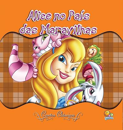 Alice no Pais das Maravilhas - Contos Clássicos