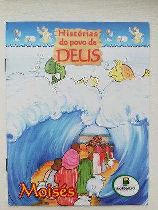 Mini-histórias do Povo De Deus- Moisés