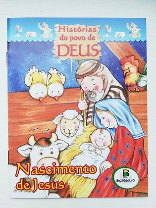 Mini-histórias do Povo De Deus- Nascimento de Jesus