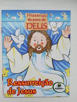 Mini-histórias do Povo De Deus- Ressurreição de Jesus