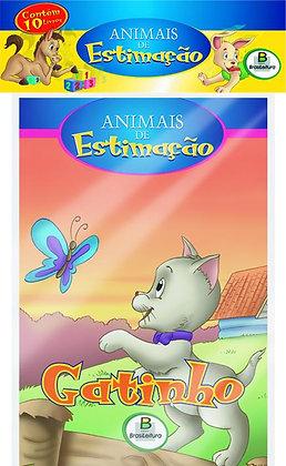 Animais de Estimação (Eco)-Kit c/10 Und.(I)