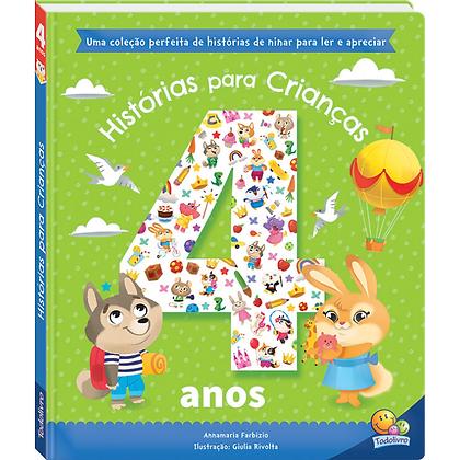 Histórias Para Crianças...4 anos