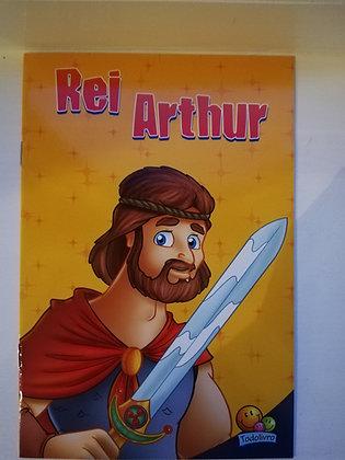 Um Mundo De Aventuras - Rei Arthur