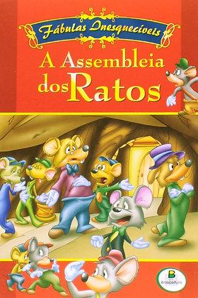Fábulas Inesquecíveis - A assembleia dos ratos