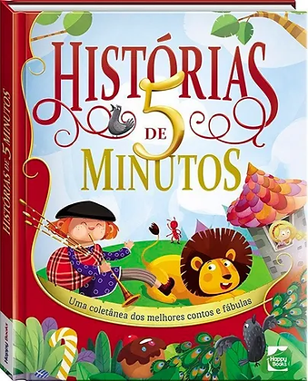 Histórias De 5 Minutos