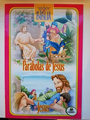 Clássicos da Bíblia - Parábolas de Jesus - Jesus