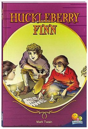 Os Mais Famosos Contos Juvenis: Huckleberry Finn