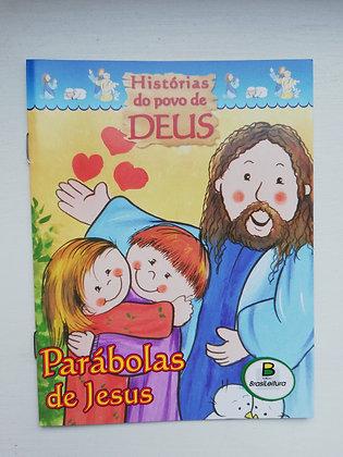 Mini-histórias do Povo De Deus- Parábolas deJesus