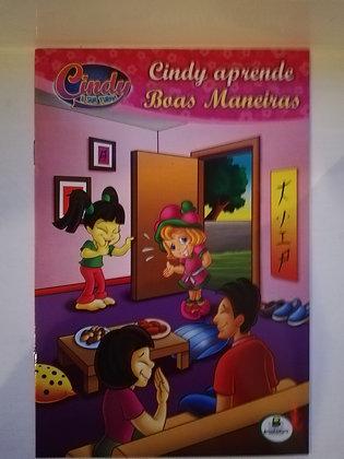Cindy e Sua Turma - Boas maneiras