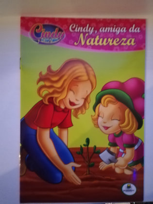 Cindy e Sua Turma -Amiga da natureza
