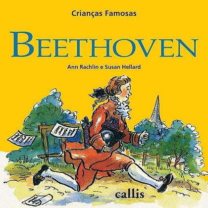 Crianças Famosas - Beethoven - Nova Ortografia