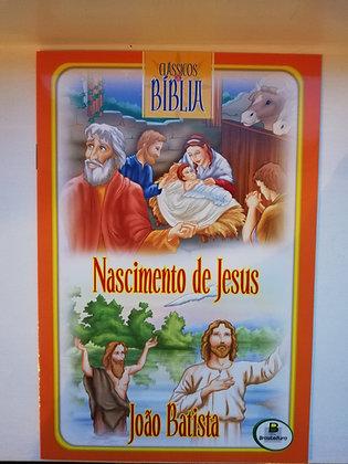 Clássicos da Bíblia - Nascimento de Jesus - João Batista