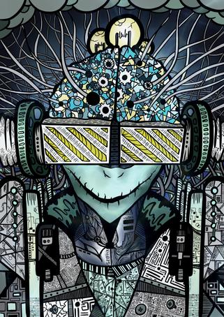 rave monster