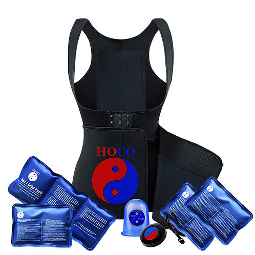 The ENHANCED Under-Breast Vest