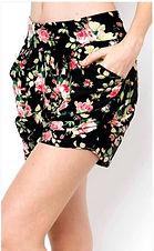 Floral Harem Shorts.JPG