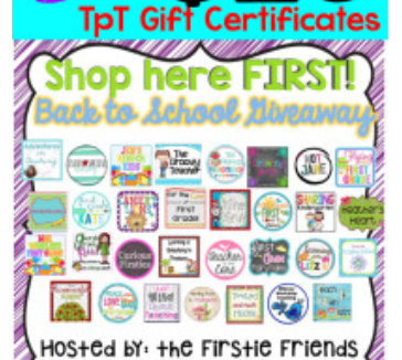 Back to School, A Giveaway, and THE Mrs. Shipley of The WBT World