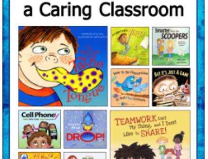 We all need B.E.A.N.S. when cooking up a caring classroom!