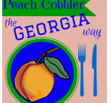 How To Make Peach Cobbler the Georgia Way