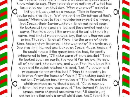 A Poem for Sweet Sandy Hook Angels