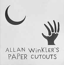 Winkler's Paper Cutouts catalogue cover.