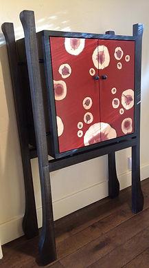 Custom cabinet by Palladin Design