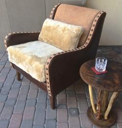 The Telluride Club Chair