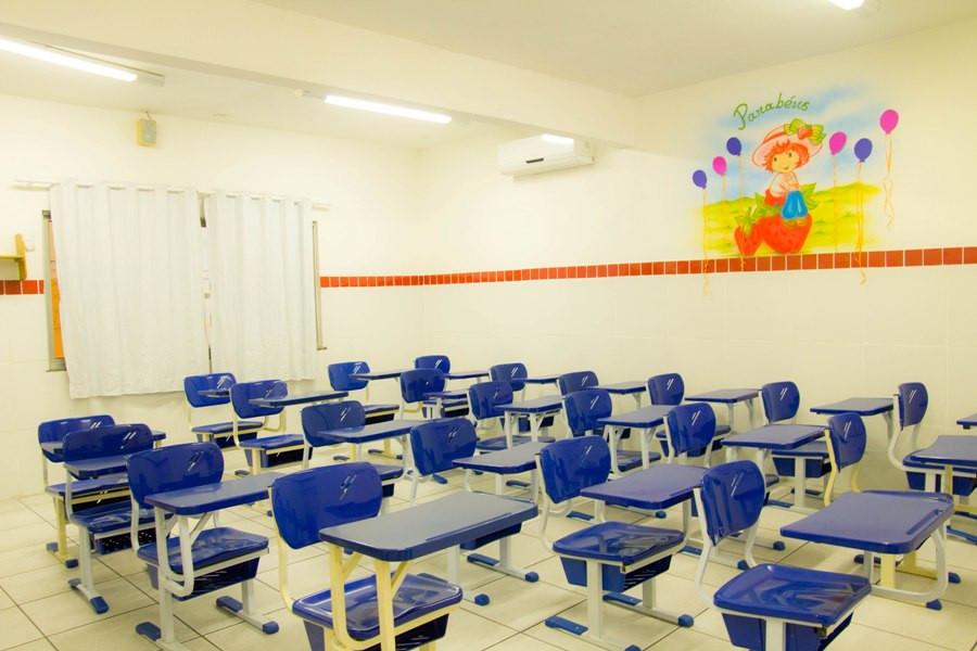Sala de aula!
