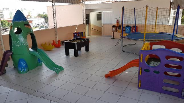 Espaço de Brinquedos!