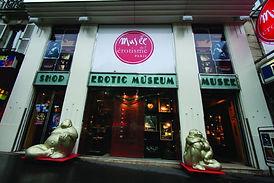 Erotic Museum in Paris France