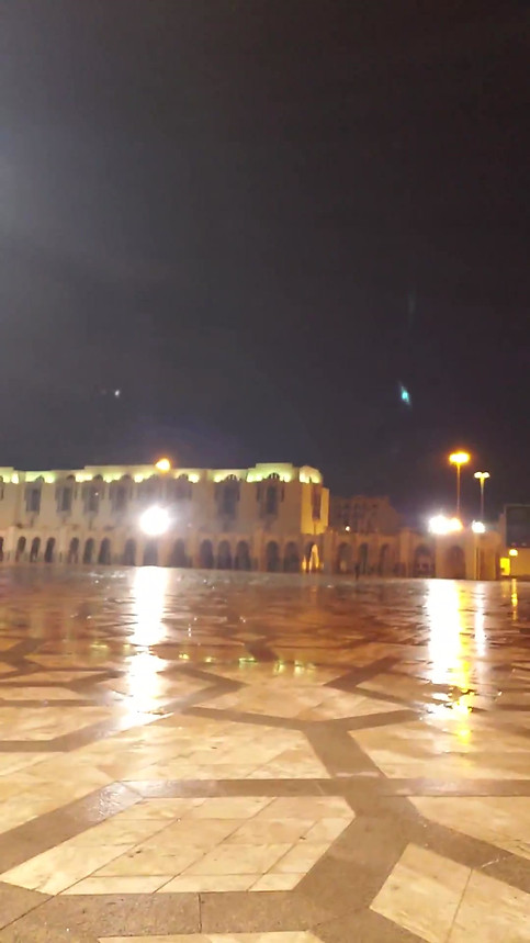 The Great Mosque Hassan II Casablanca