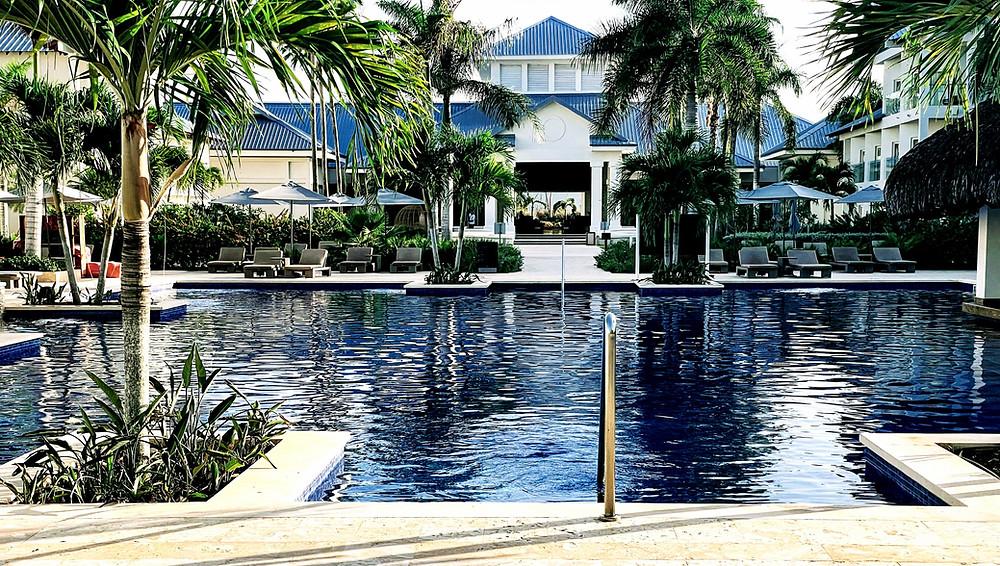 Hilton La Ramona Pool View