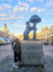 The Bear and the Strawberry Tree - Madri