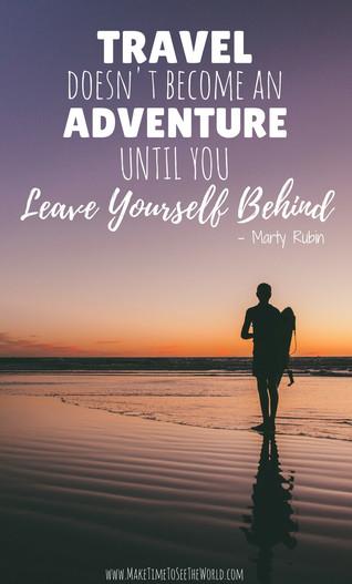 Travel now adventure awaits