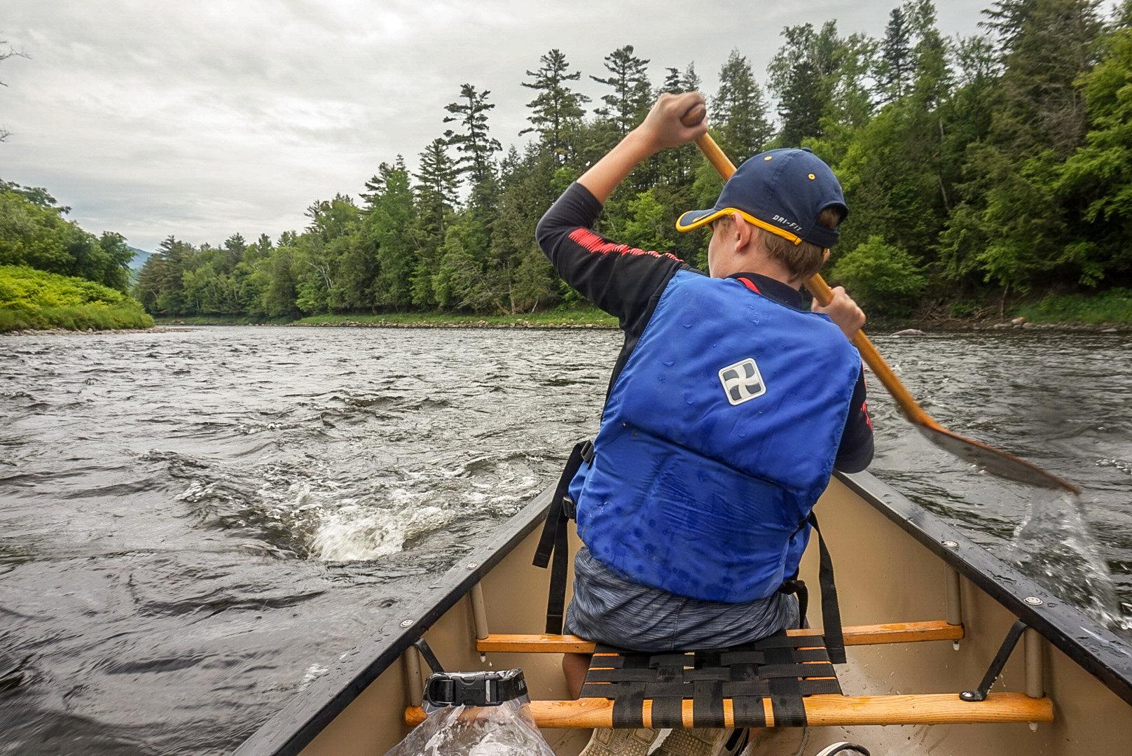 Connecticut River Canoe Adventure