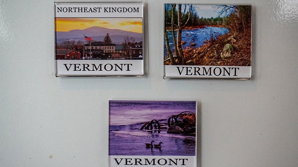 Gibbs Vermont Scenes Fridge Magnets