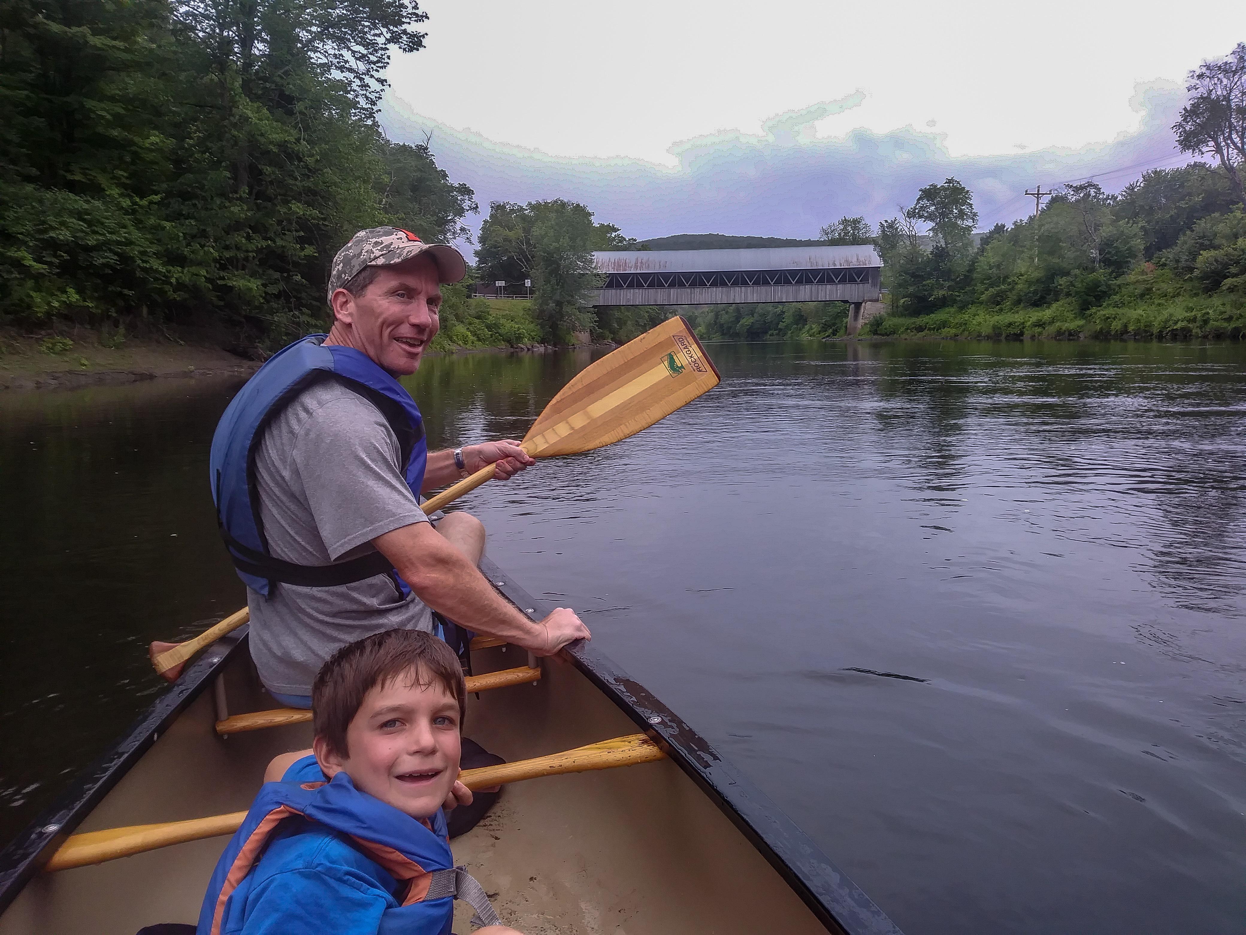 Clyde River Canoe Adventure