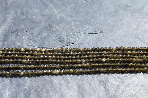 Green Sunstone - 3 mm