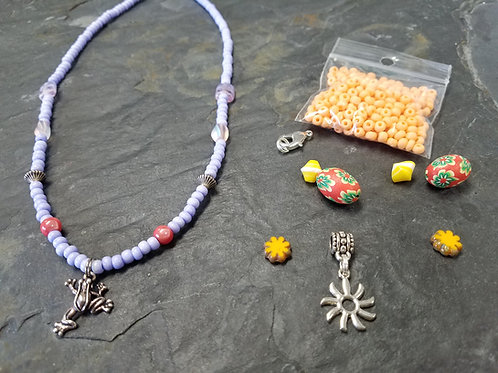 Kit - Children's Necklace Kit Grab Bag