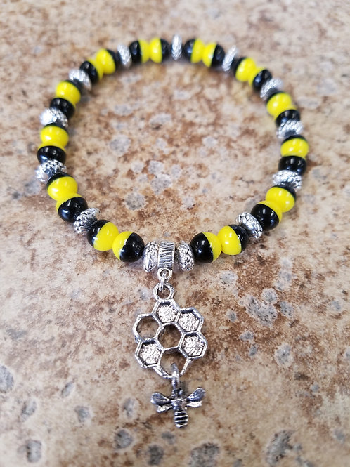 Kit - Busy Bee Stretch Bracelet