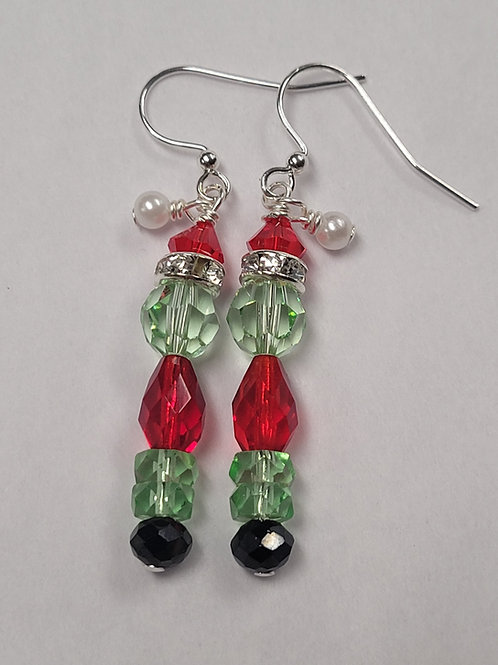 The Grinch - Earring Kit