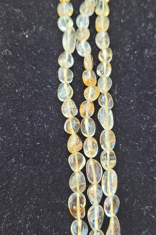 #9 - Smooth Citrine Nuggets