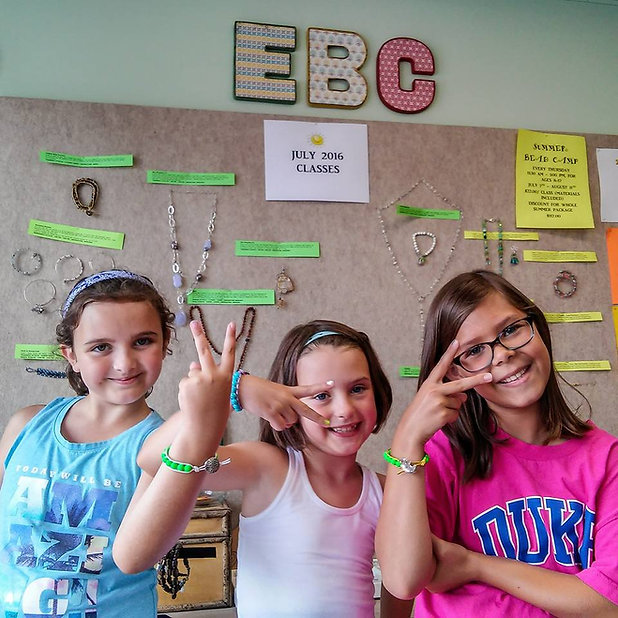 SUMMER BEAD CAMP FOR KIDS