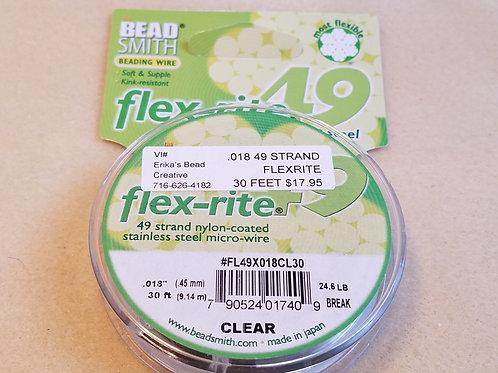 49 Strand Flex-rite Beading Wire